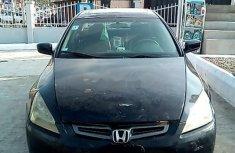 Very Clean Nigerian used Honda Accord 2003