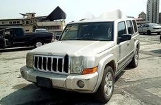Very Clean Nigerian used Jeep Commander 2008