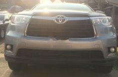 Foreign Used Toyota Highlander 2016