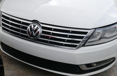 Foreign Used Volkswagen Passat 2013 Model White