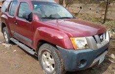 Nigeria Used Nissan Xterra 2005 Model Red