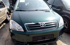 Clean Foreign used 2004 Toyota Avensis