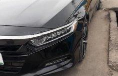 Nigeria Used Honda Accord 2018 Model Black