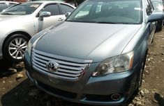Foreign Used Toyota Avalon 2008 Model Green