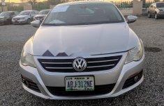Neat Nigerian used 2009 Volkswagen Passat