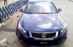 Super Clean Nigerian used Honda Accord 2008