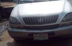 Clean Nigerian used 2001 Lexus RX