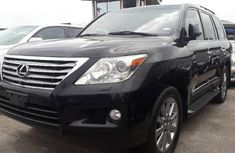 Very Clean Foreign used Lexus LX 2013