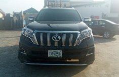 Neat Nigerian used Toyota Land Cruiser Prado 2012 Model