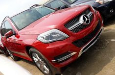 Foreign Used 2013 Mercedes-Benz GLK Automatic