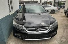Foreign Used Honda Accord 2013 Petrol Black