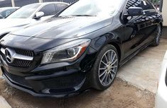 Foreign Used Mercedes-Benz CLA-Class 2016 for sale