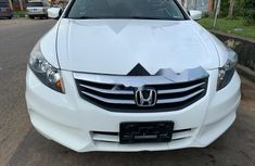 Foreign Used Honda Accord 2010 Model White