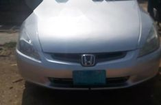 Very Clean Nigerian used Honda Accord 2004