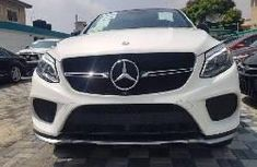 Nigerian Used 2016 Mercedes-Benz GLE Automatic