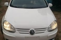 Foreign Used 2009 Volkswagen Golf for sale in Lagos
