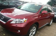 Foreign Used Lexus RX Petrol
