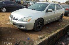Nigerian Used Honda Accord 2005