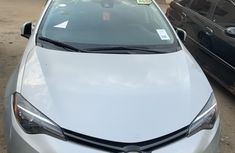 Foreign Used Toyota Corolla 2017