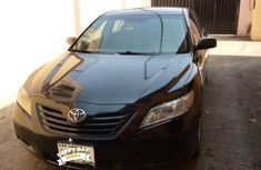 Clean Nigerian used Toyota Camry 2008