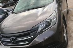 Nigeria Used Honda CR-V 2012 Model Gray