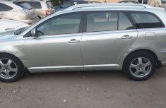 Toyota Avensis 2006 | Nigerian used Silver Sedan