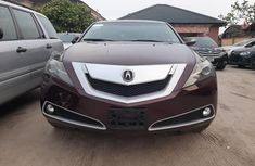 Clean Nigerian used 2010 Acura ZDX