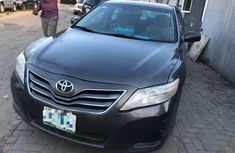 Clean Nigerian used Toyota Camry 2010