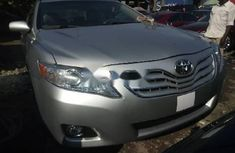 Foreign Used Toyota Camry 2010 Model Silver