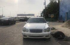 Nigeria Used Mercedes Benz C240 2003 Model White