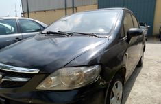 Honda City 2007 | Neat Nigerian Used Black