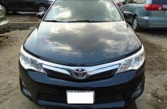 Nigeria Used Toyota Camry 2013 Model Black