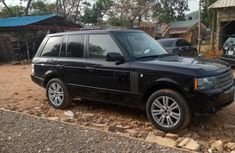 Tokunbo Land Rover Range Rover Vogue 2010 Model Black