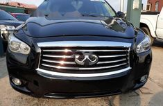 Foreign Used Infiniti QX60 2014 Model Black