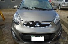 Nigeria Used Kia Picanto 2016 Model Brown