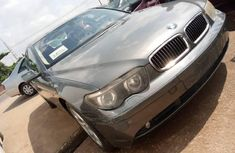 Very Clean Nigerian used BMW 7 Series 2005
