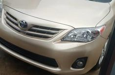 Clean Foreign used 2013 Toyota Corolla
