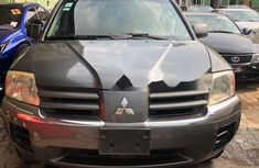 Very Clean Nigerian used Mitsubishi Endeavor