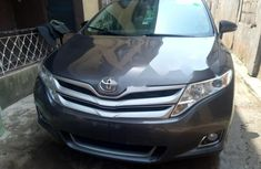 Foreign Used Toyota Venza 2014 Model Gray