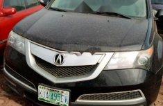 Nigeria Used Acura MDX 2010 Model Black