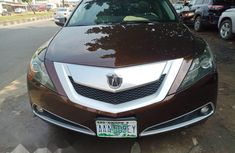 Very Clean Nigerian used Acura ZDX 2012