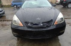 Foreign Used Lexus GS 2003 Model Black