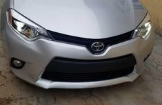 Clean Foreign used Toyota Corolla 2014