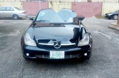 Clean Nigerian used Mercedes-Benz CLS 2007