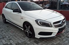 Clean Foreign used 2013 Mercedes-Benz A-Class