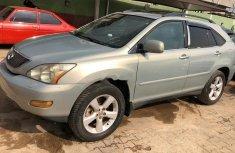 Neat Nigerian used 2005 Lexus RX 2005