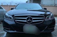 Nigeria Used Mercedes-Benz E300 2015 Model Gray
