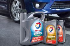 Total engine oil price in Nigeria