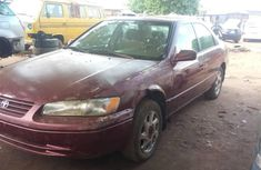 Clean Nigerian used Toyota Camry 2001