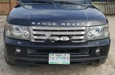 Nigeria Used Land Rover Range Rover Sport 2008 Model Black